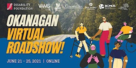 ConnecTra Society Presents: Okanagan Virtual Roadshow Tickets