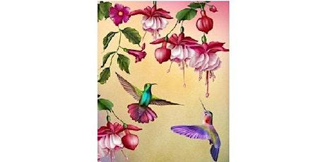 Hummingbirds, Paint Night tickets