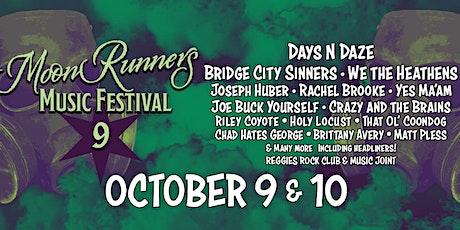 Moonrunners Music Festival tickets