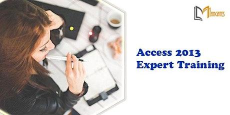 Access 2013 Expert 1 Day Training in Monterrey tickets