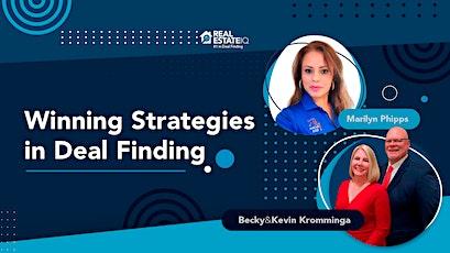 Winning Strategies in Deal Finding tickets