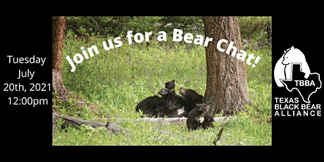 Bear Chat with Michael Evans tickets