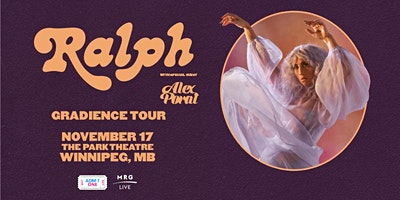 Ralph: Gradience Tour – Winnipeg