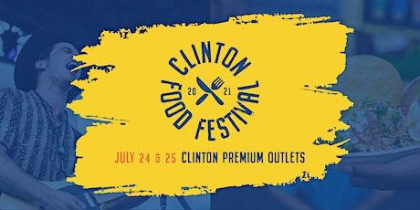 Clinton Food Festival 2021 tickets