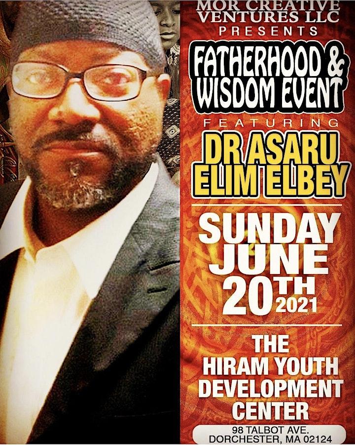 A day with Dr. Alim Elbey on Fatherhood & Wisdom image