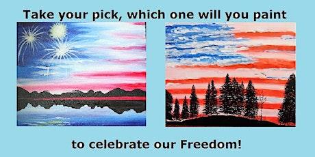 Freedom, Paint Night tickets