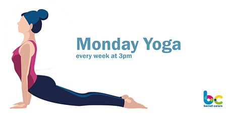 Monday Yoga tickets