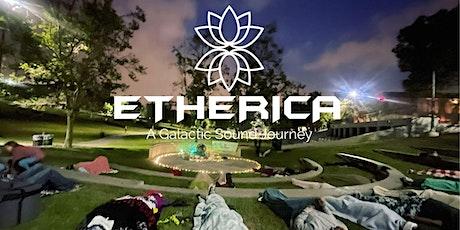ETHERICA- Outdoor Sound Healing Journey- Full Moon  tickets