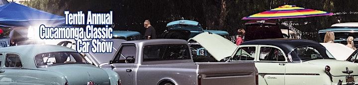10th Annual Cucamonga Classic Car Show image