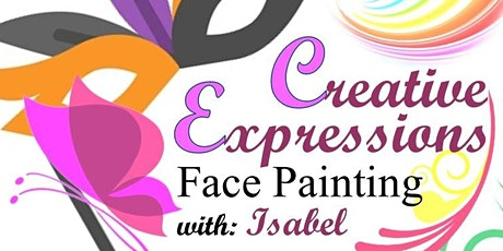 Creative Expressions Face Painting first ever Digital Cookbook Unveiling tickets