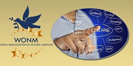 IHCC Integrative Health Coaching Certification by WONM Course #3 of 10 tickets