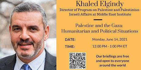 Palestinians and a Humanitarian Crisis tickets