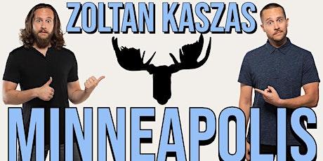 Zoltan Kaszas Live in Minneapolis tickets
