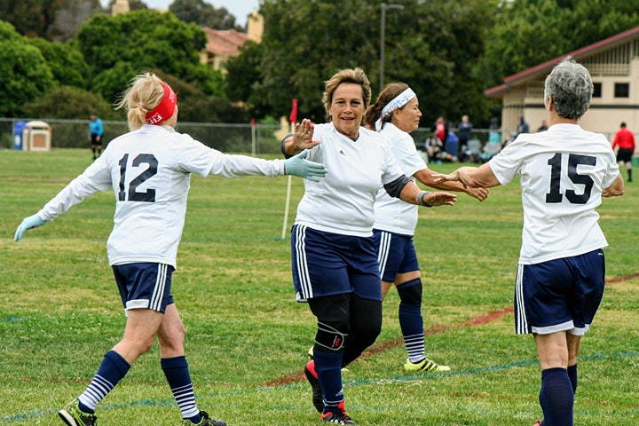 Summer Soccer for Women ALL Ages  Beginner Sessions in Poway image