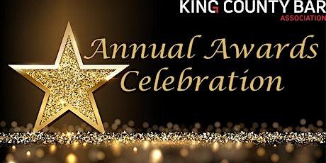 KCBA Annual Awards Celebration 2021 tickets