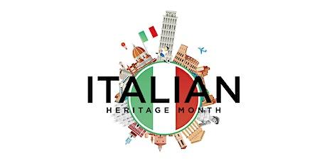 Italian Heritage: Perspectives from Black Italians tickets