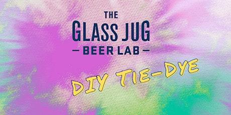Craft Beer & DIY Tie Dye tickets