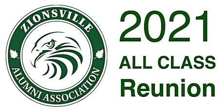 Zionsville Alumni Association's 2021 All Class Reunion tickets