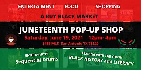 JUNETEENTH MARKET POP-UP SHOP hosted by MAAT Market tickets