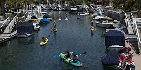 """""""Out & About"""" Paddle Squad tickets"""