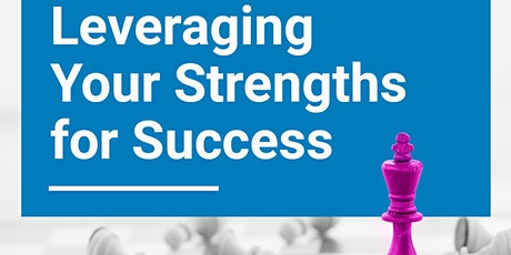 Leveraging your Strengths for Success Sponsored by Medtronic tickets