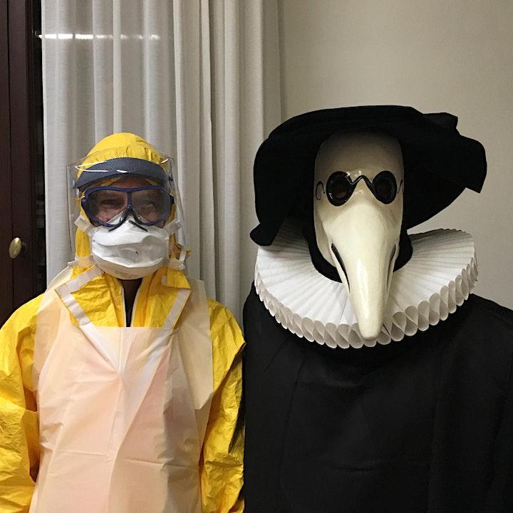 Exploring Quarantine w/ Geoff Manaugh and Nicola Twilley image