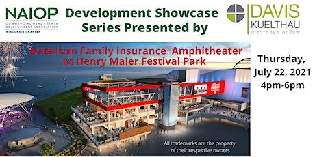 American Family Insurance® Amphitheater Development Showcase tickets