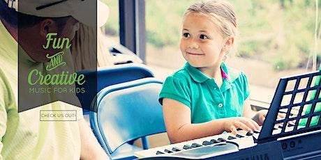 August 7 Free Class for Kids (Westlake Village, CA) tickets