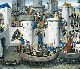 ONLINE TALK The Fourth Crusade: the fall of Constantinople tickets