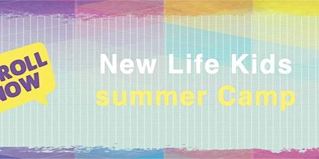 New Life Summer Kids Camp tickets