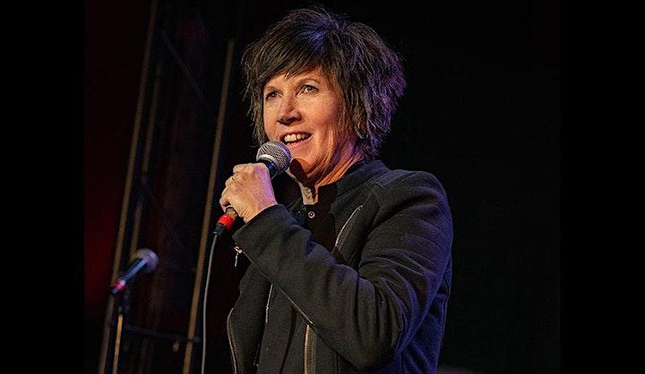 Snowmass Live Comedy Series:  Nancy Norton image