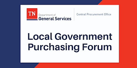 Local Government Purchasing Forum tickets