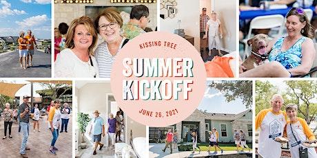 Kissing Tree Summer Kickoff tickets