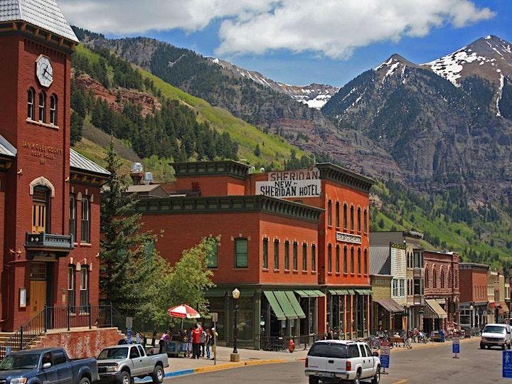 Durango, Colorado: Narrow Gauge Railroad, Mountain Scenery and Cowboys! image