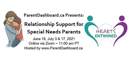 ParentDashboard Presents: Support for Special Needs Parent Relationships tickets