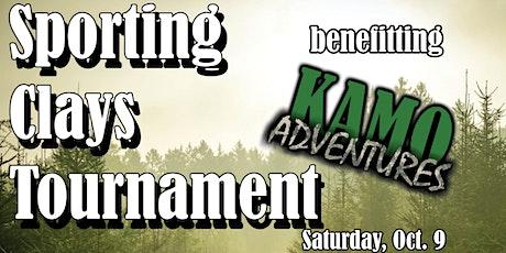 2021 KAMO Adventures Sporting Clay Tournament tickets