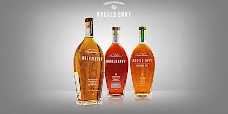 Whiskey Society - Angel's Envy tickets