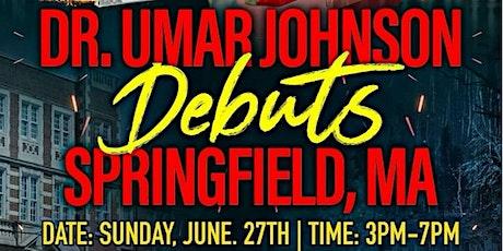 A Community Dialogue with Dr. Umar Johnson tickets