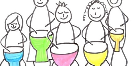 UpBeAt DRUM CIRCLE for djembes tickets