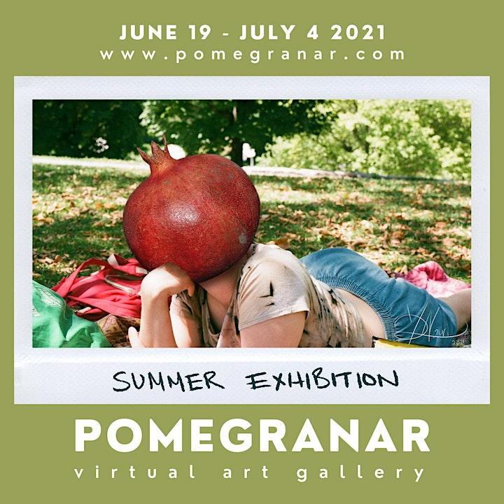 Pomegranar Virtual Art Gallery: Summer image
