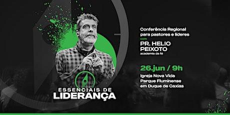 Essenciais de Liderança • Conferência Regional para Pastores e Líderes ingressos