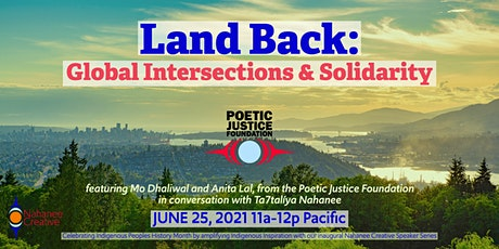 Land Back: Global Intersections & Solidarity tickets