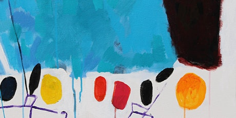 Virtual Abstract Painting, All ages are welcome tickets