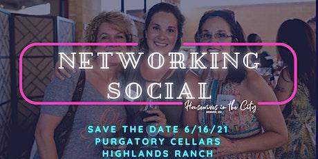 Denver Housewives Networking Social at Purgatory Cellars Highlands Ranch tickets