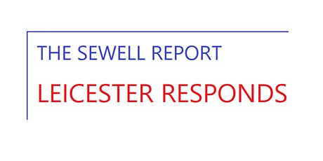 The Sewell Report: Leicester responds tickets
