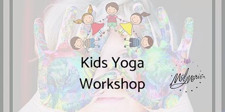 Kids Yoga Workshop tickets