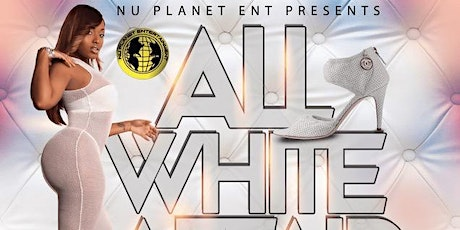 ALL WHITE AFFAIR-SATURDAY JULY 3RD tickets
