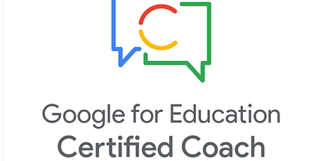 Google for Education Certified Coach Cohort (June '21) biglietti