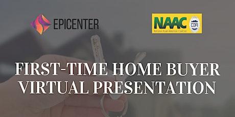EPICENTER: First-Time Homebuyer Workshop tickets