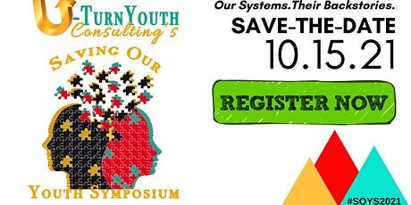 2021 Saving Our Youth Symposium tickets
